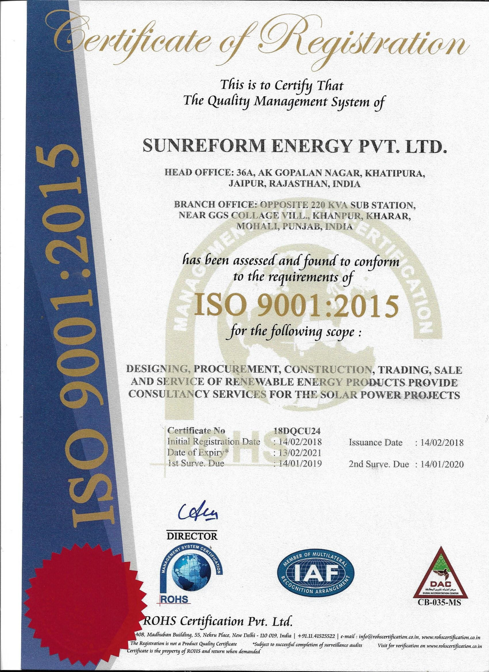 SUNREFORM ENERGY PVT. LTD. (1)-1